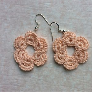 Jewelry - 🆕 Crochet Earrings